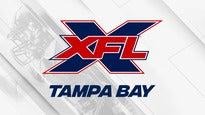 XFL 2020 Deposits Tampa Bay