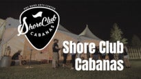 The Shore Club Cabanas: blink-182