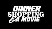 Dinner, Shopping And A Movie - Iron Giant