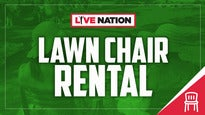 Darien Lake Amphitheater Lawn Chair Rental: Meek Mill & Future