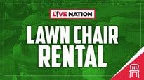Darien Lake Amphitheater Lawn Chair Rental: Outlaw Music Festival