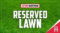 Reserved Lawn: Zac Brown Band - Separate Lawn Ticket Required