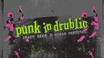 Punk In Drublic VIP Ticket Craft Beer & Music Festival