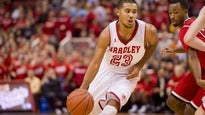 Bradley Braves Men's Basketball vs. Indiana State University Sycamores Mens Basketball