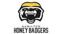 Hamilton Honey Badgers Season Tickets