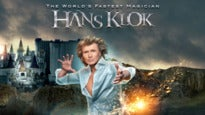 Hans Klok: The World's Fastest Magician