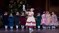 The Nutcracker Presented By Ballet Etudes