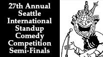 Seattle Stand Up Comedy Competition
