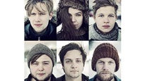 Of Monsters and Men at Merriweather Post Pavilion