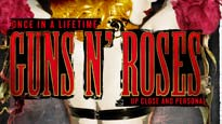 Guns N' Roses at House of Blues- Dallas