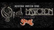Opeth at Rialto Theatre-Tucson