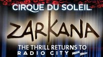 Cirque du Soleil: Zarkana at Aria Resort & Casino