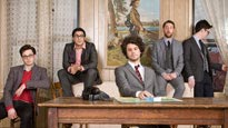 Passion Pit at Koka Booth Amphitheatre at Regency Park
