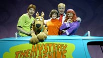 Scooby Doo In Stagefright--Live On Stage