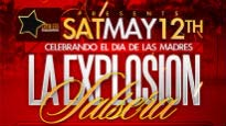 La Explosion Salsera at Trump Taj Mahal - Mark Etess Arena