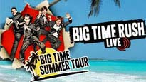 Big Time Rush at Klipsch Music Center