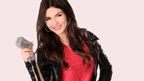 Victoria Justice at Raleigh Amphitheatre and Festival Site