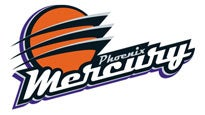 Phoenix Mercury at US Airways Center