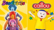 The Doodlebops & Caillou