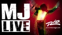 MJ LIVE, The #1 Michael Jackson Tribute Concert in the World!