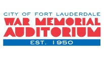War Memorial Auditorium Fort Lauderdale