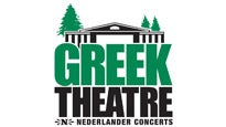 Greek Theatre Los Angeles