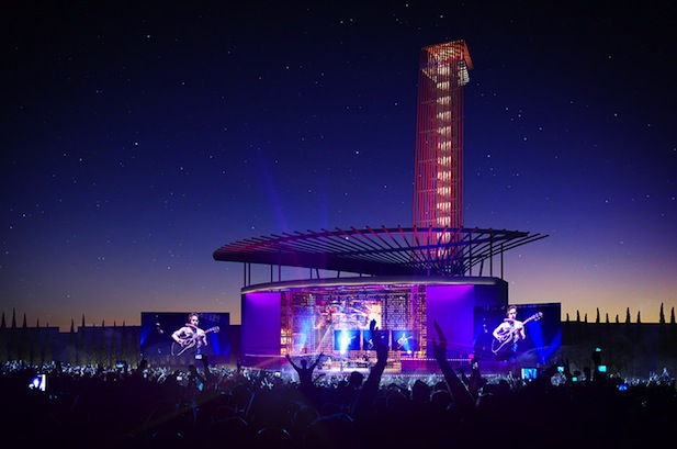 The Tower Amphitheater Austin