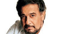 Placido Domingo at Dorothy Chandler Pavilion