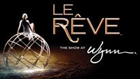 Le Reve at Wynn Las Vegas