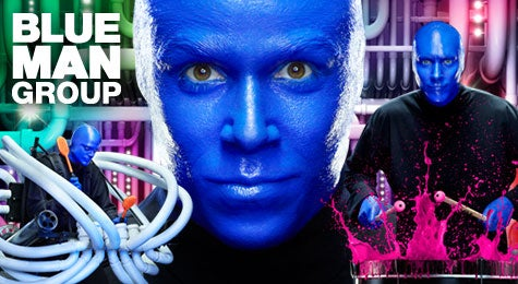 Blue Man Group - 20% Off Tickets