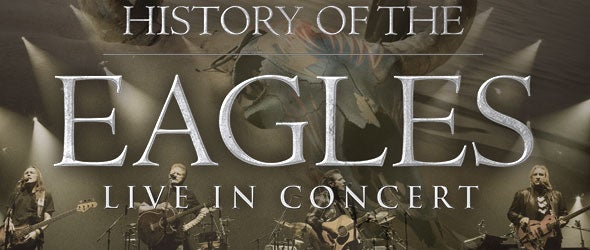 Find History of the Eagles tickets