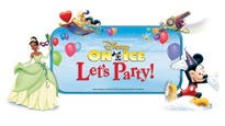 More Info About Disney On Ice : Lets Party