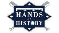 Hands On History At Yankee Stadium