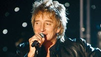 Rod Stewart at Greensboro Coliseum Arena
