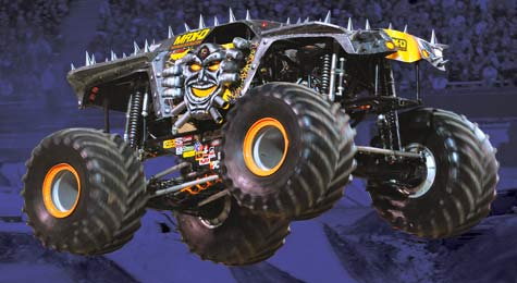 Maple Leaf Monster Jam - 2 For 1 Tickets
