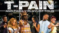 T-Pain and Family Playlist Tour