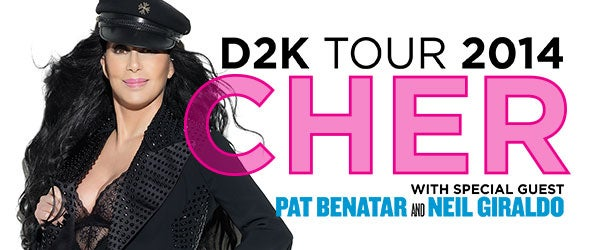 Find Cher tickets