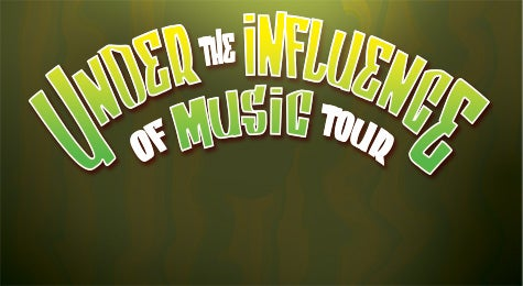 Under The Influence Tour - Me+3 4-Pack Offer