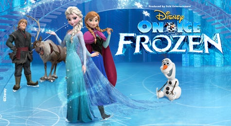 Frozen - Select Tickets Under $40