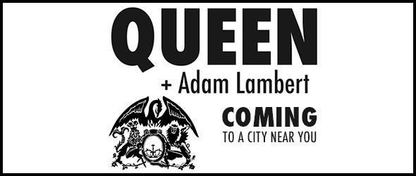 Find tickets for Queen and Adam Lambert