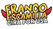 Nederlander Concerts Presents Franco Escamilla