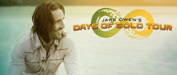 Find tickets for Jake Owen