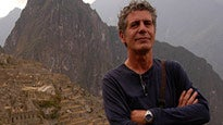 No Reservations: an Evening with Anthony Bourdain