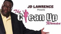 JD Lawrence Presents The Clean Up Woman
