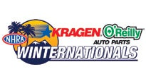 Kragen O'Reilly NHRA Winternationals - 4 Day GA Package