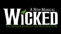Wicked at Sarofim Hall- Hobby Center