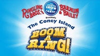 Ringling Bros. and Barnum & Bailey: Coney Island Boom a Ring