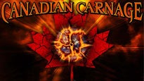 Canadian Carnage featuring Slayer and Megadeth