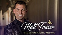 Television Psychic Medium Matt Fraser LIVE Group Reading