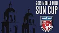 Mobile Mini Sun Cup - New York Red Bulls vs Portland Timbers